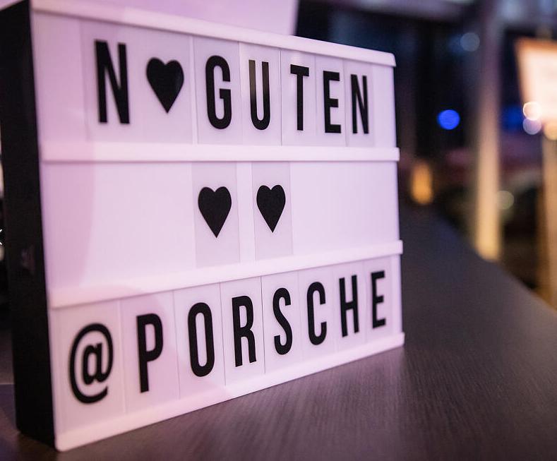 Porsche.Lightbox